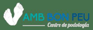 Logotipo Amb Bon Peu - Centre de podologia